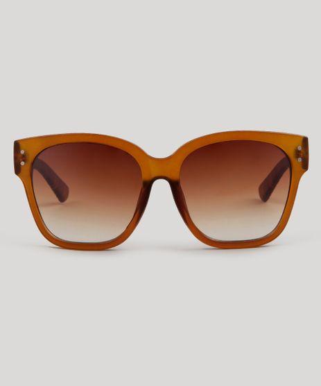 Oculos-de-Sol-Quadrado-Feminino-Oneself-Marrom-9189521-Marrom_1