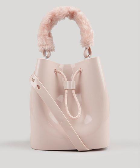 Bolsa-Feminina-Wish-Bag-Zaxy-com-Pelo--Rose-9155141-Rose_1