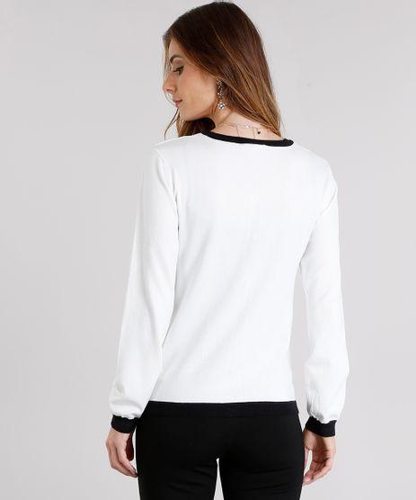 Cardigan-Feminino-Contrastante-com-Perolas-em-Trico-Decote-Redondo-Off-White-8926194-Off_White_2