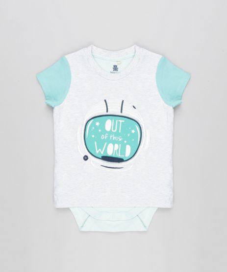 Body-Camiseta-Infantil-com-Estampa-Interativa-Urso-Astronauta-Manga-Curta-Gola-Careca-em-Algodao---Sustentavel-Cinza-Mescla-Claro-8908958-Cinza_Mescla_Claro_1