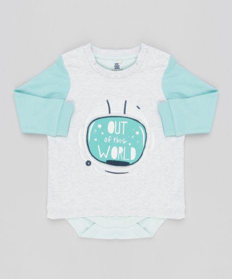 Body-Camiseta-Infantil-com-Estampa-Interativa-Urso-Astronauta-Manga-Longa-Gola-Careca-em-Algodao---Sustentavel-Cinza-Mescla-Claro-8908992-Cinza_Mescla_Claro_1