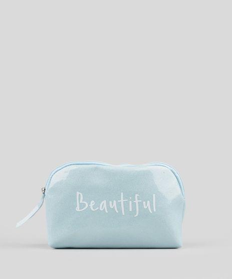 Necessaire-Feminina--Beautiful--com-Glitter-Azul-Claro-8617190-Azul_Claro_1