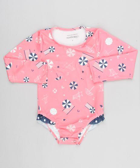 Maio-Body-Infantil-Estampado-de-Guarda-sol-com-Babados-Manga-Longa-com-Protecao-UV50--Rosa-9120232-Rosa_1
