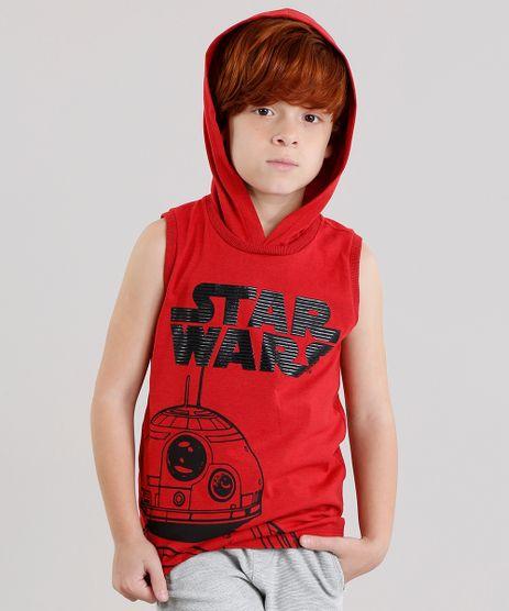 Regata-Infantil-Star-Wars-com-Capuz-Vermelha-9142153-Vermelho_1