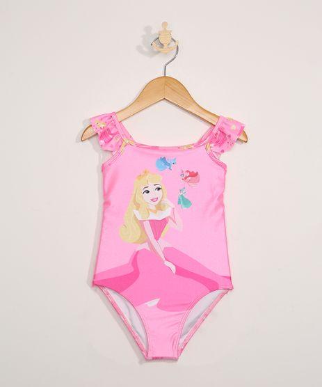 Maio-Infantil-Princesas-com-Babado-Protecao-UV50--Rosa-9971904-Rosa_1