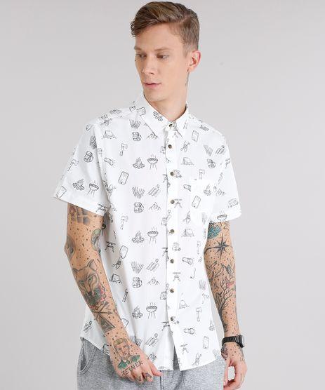 Camisa-Masculina-Estampada-com-Bolso-Manga-Curta-Off-White-8872776-Off_White_1