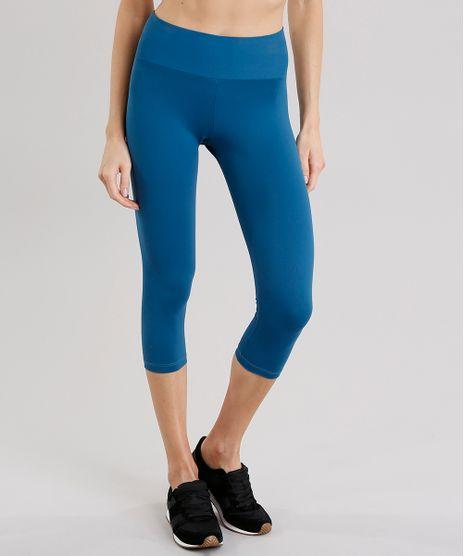 Calca-Feminina-Legging-Esportiva-Ace-Basica-Verde-Escuro-451612-Verde_Escuro_1