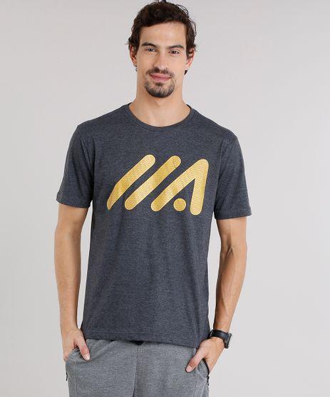 Camiseta-Masculina-Esportiva-Ace-Manga-Curta-Gola-Redonda-Cinza-Mescla-Escuro-9133647-Cinza_Mescla_Escuro_1