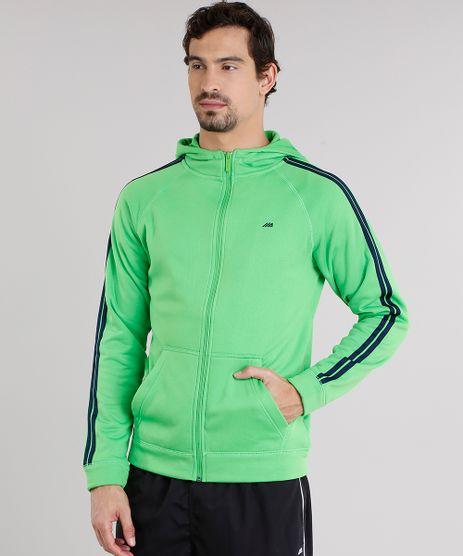 Blusao-Masculino-Esportivo-Ace-em-Moletom-com-Listras-Laterais-Verde-Neon-8843174-Verde_Neon_1