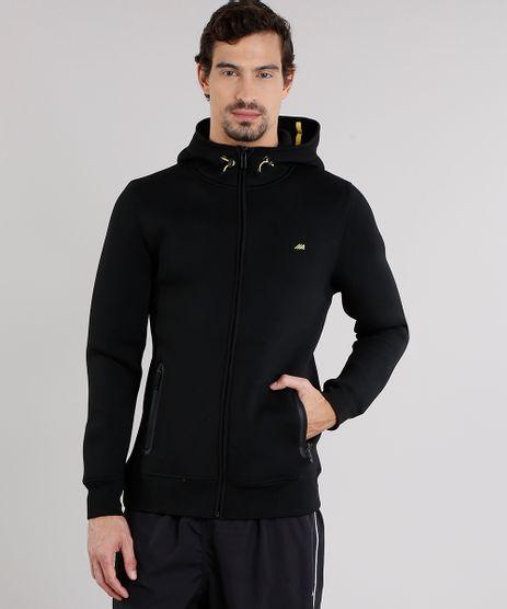 Blusao-Masculino-Esportivo-Ace-em-Moletom-Gola-Alta-com-Capuz-Preto-8865002-Preto_1