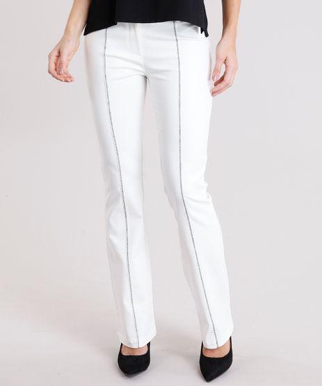 Calca-Feminina-Flare-com-Pesponto-Zig-Zag-Off-White-8892759-Off_White_1