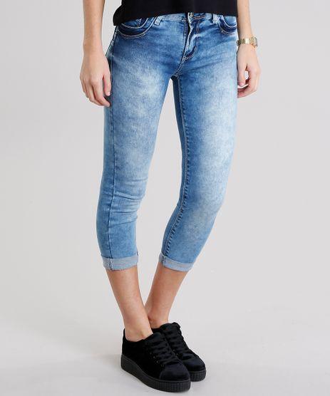 Calca-Jeans-Feminina-Cropped-Sawary-com-Barra-Desfiada-Azul-Claro-9162714-Azul_Claro_1