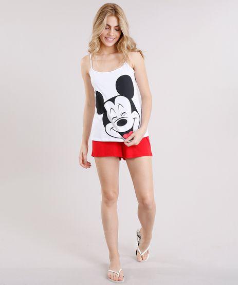 Pijama-Feminino-Mickey-Mouse-Branco-9113367-Branco_1
