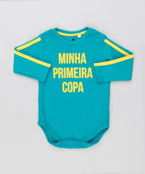 Body-Infantil-Brasil--Minha-Primeira-Copa--Manga-Longa-Decote-Redondo-Verde-9154237-Verde_1