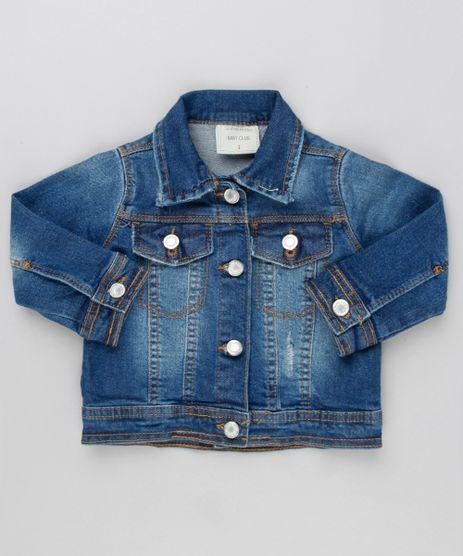 Jaqueta-Jeans-Infantil-com-Puidos-Azul-Escuro-9141719-Azul_Escuro_1