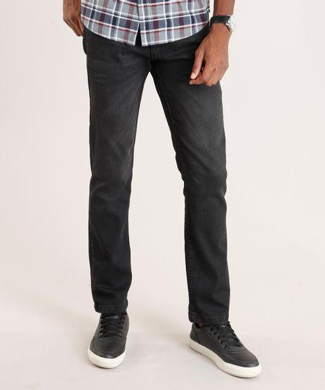 Calca-Jeans-Masculina-Reta-Preta-9110310-Preto_1
