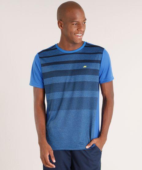 Camiseta-Masculina-Esportiva-Ace-com-Listras-Manga-Curta-Gola-Redonda-Azul-Royal-9142417-Azul_Royal_1