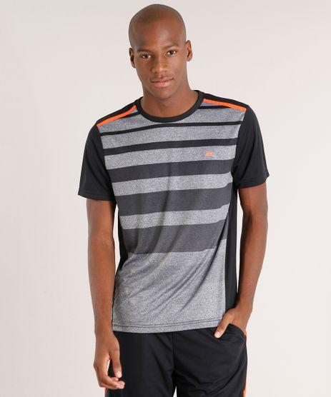 Camiseta-Masculina-Esportiva-Ace-com-Listras-Manga-Curta-Gola-Redonda-Preta-9142417-Preto_1