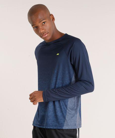 Camiseta-Masculina-Esportiva-Ace-com-Estampa-de-Poa-Manga-Longa-Gola-Redonda-Azul-Marinho-9142601-Azul_Marinho_1