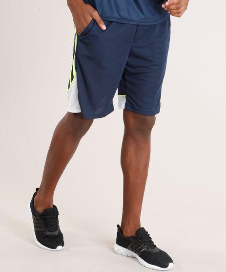 Bermuda-Masculina-Esportiva-de-Treino-Ace-com-Listras-Laterais-Azul-Marinho-9153628-Azul_Marinho_1