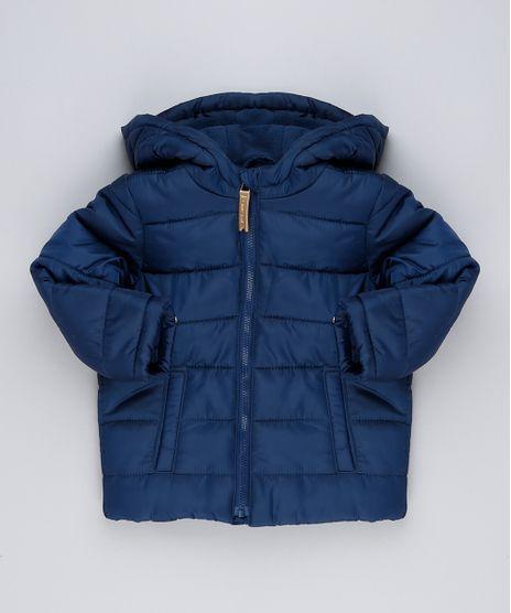 Jaqueta-Infantil-Puffer-com-Capuz-e-Forro-em-Fleece-Azul-Marinho-8889647-Azul_Marinho_1