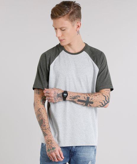 Camiseta-Masculina-Raglan-Basica-Manga-Curta-Decote-Careca-Cinza-Mescla-Cinza-Mescla-Claro-8808223-Cinza_Mescla_Claro_1