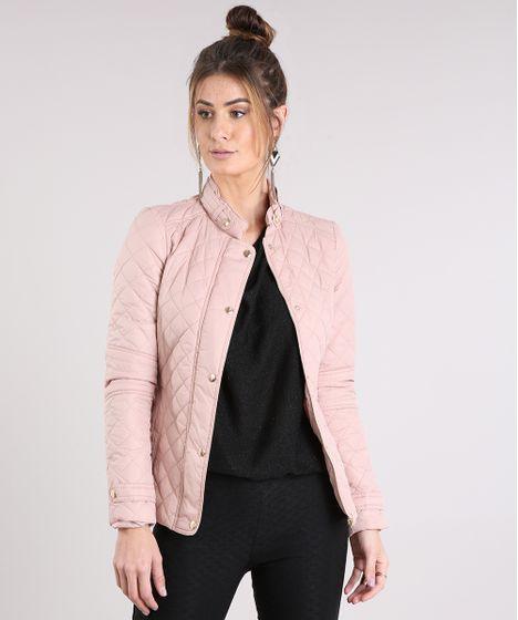 6f0a9e67d Jaqueta-Feminina-com-Matelasse--Rose-8492774-Rose 1 ...