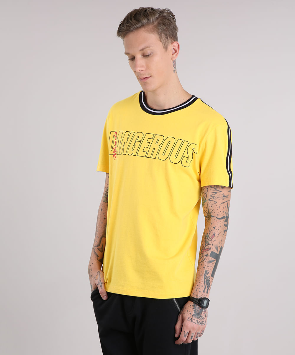 e87c651ae7 Camiseta Masculina