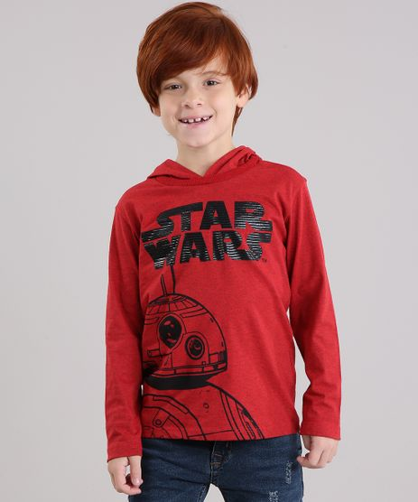 Camiseta-Infantil-Star-Wars-com-Capuz-Manga-Longa-Vermelha-9142091-Vermelho_1