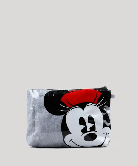 Necessaire-Feminina-Minnie-Mouse-Cinza-8740721-Cinza_1