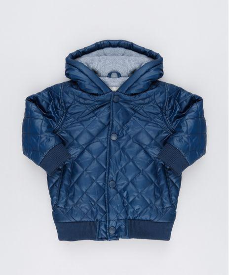 Jaqueta-Infantil-Matelasse-com-Capuz-e-Forro-em-Fleece-Azul-Marinho-8472828-Azul_Marinho_1
