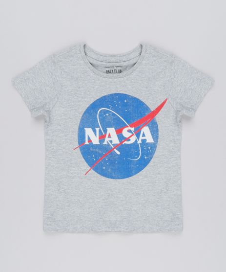 Camiseta-Infantil-Lunar-Manga-Curta-Gola-Careca-Cinza-Mescla-9183854-Cinza_Mescla_1
