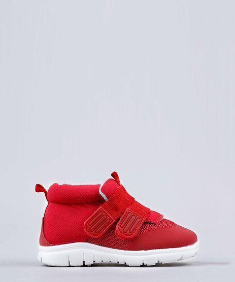 Tenis-Infantil-Cano-Alto-com-Velcro-Vermelho-9122308-Vermelho_1