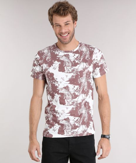 Camiseta-Masculina-Estampada-com-Tigres-Manga-Curta-Gola-Careca-Off-White-9124139-Off_White_1