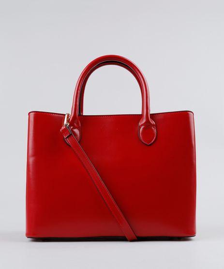 Bolsa-Feminina-Shopper-com-Alca-Transversal-Vermelha-8883244-Vermelho_1