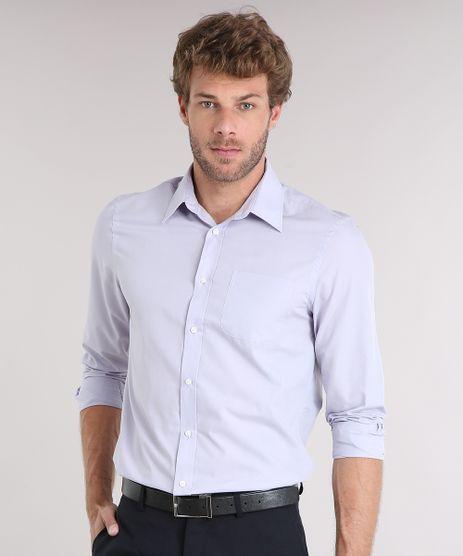 Camisa-Masculina-Comfort-Manga-Longa-com-Bolso-Lilas-7591834-Lilas_1