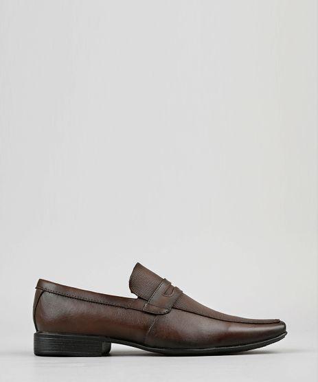 Sapato-Social-Masculino-com-Textura-Marrom-9183360-Marrom_1