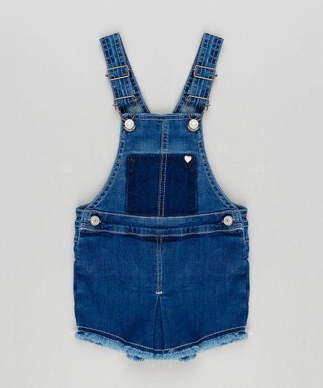 Salopete-Jeans-Infantil-com-Barra-Desfiada-Azul-Escuro-9182767-Azul_Escuro_1