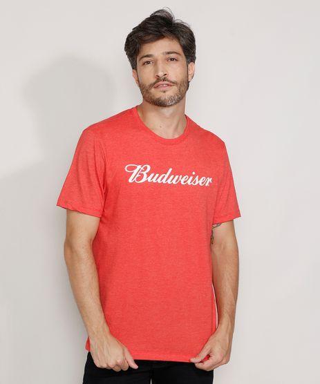 Camiseta-Masculina-Manga-Curta-Budweiser-Flocada-Gola-Careca-Vermelha-9869514-Vermelho_1