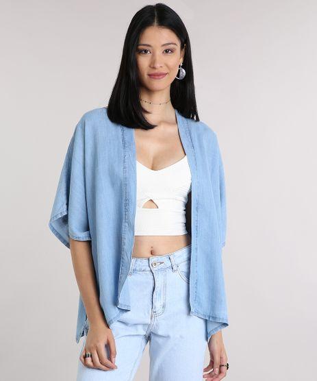 Kimono-Jeans-Feminino-Amplo-Azul-Claro-9148054-Azul_Claro_1