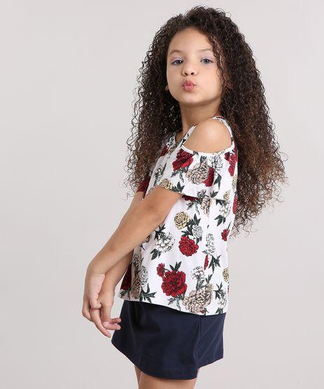 Blusa-Infantil-Open-Shoulder-Estampa-Floral-Manga-Curta-Decote-Redondo-Off-White-9140683-Off_White_1