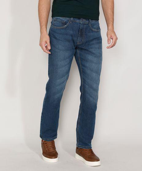 Calca-Jeans-Masculina-Reta-Azul-Medio-9986497-Azul_Medio_1