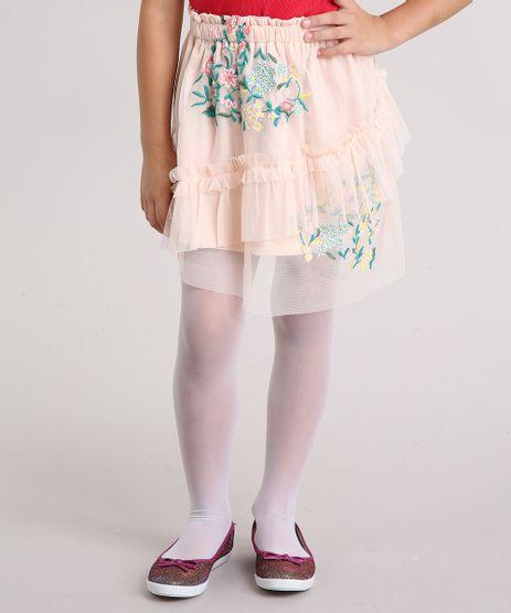 Saia-Infantil-em-Tule-com-Bordado-e-Babados-Rose-8690712-Rose_1