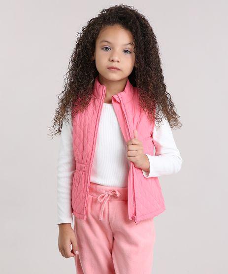 Colete-Infantil-Matelasse-Acinturado-Felpado-Gola-Alta-Rosa-8912005-Rosa_1