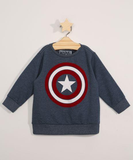 Blusa-de-Moletom-Infantil-Capitao-America-Azul-Marinho-9976935-Azul_Marinho_1