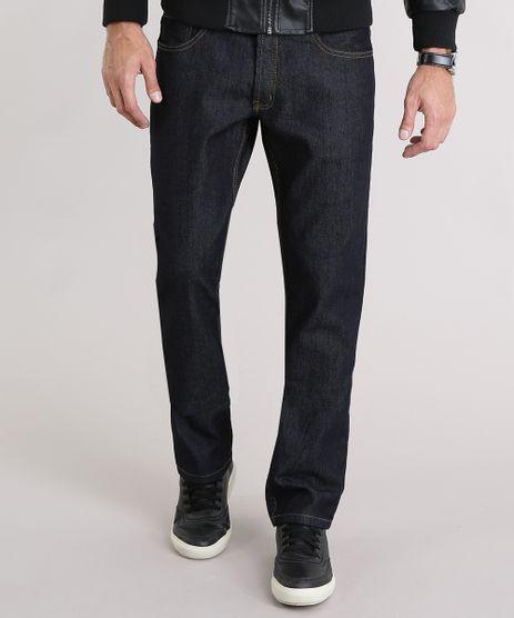 Calca-Jeans-Masculina-Reta-Azul-Escuro-8699119-Azul_Escuro_1_1