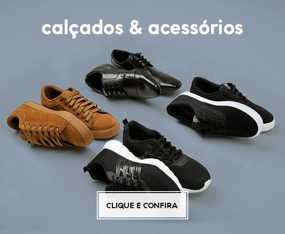 Banner Carrossel - Calçados e acessórios