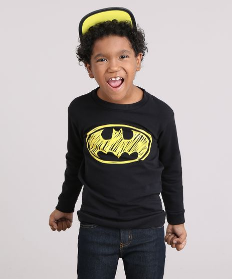 Blusao-Infantil-Batman-em-Moletom-Preto-9152137-Preto_1