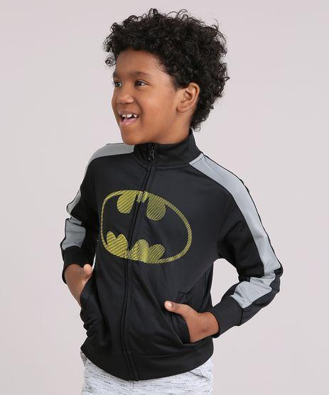 Jaqueta-Infantil-Batman-Gola-Alta-com-Bolsos-Manga-Longa-Preta-8468872-Preto_1
