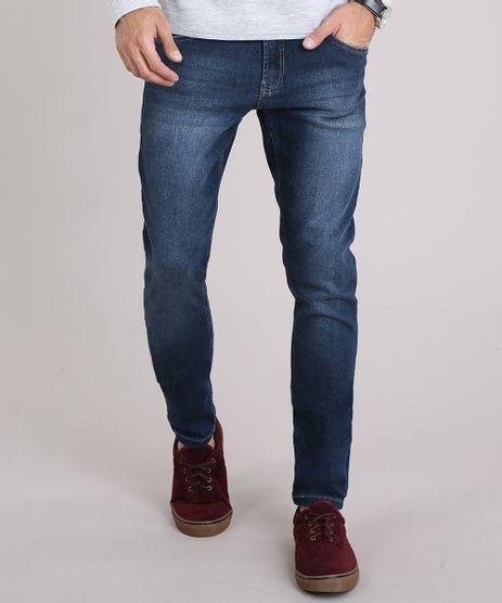 Calca-Jeans-Masculina-Slim--Azul-Escuro-9108172-Azul_Escuro_1